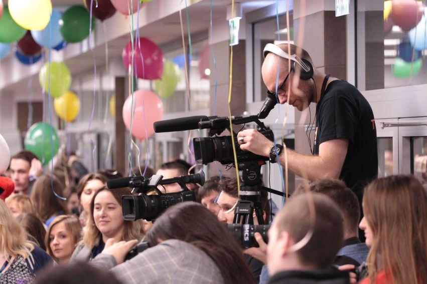DRZWI OTWARTE W OBIEKTYWIE TV UMCS