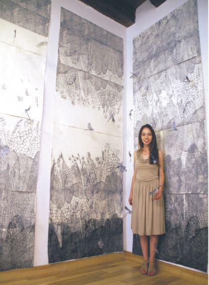 Dr Anna Perłowska- Weiser galeria dyplomów artystycznych