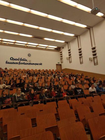 15.03.2019 - warsztaty z języka hiszpańskiego