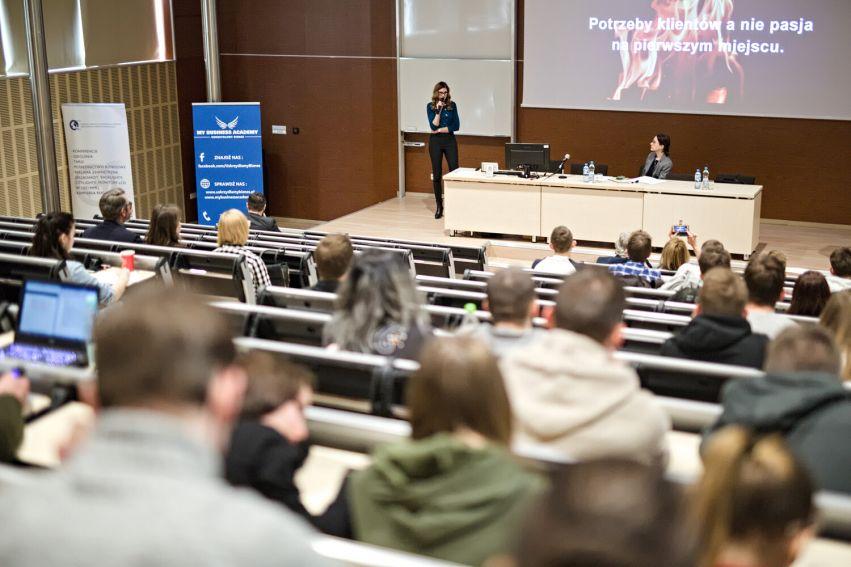 Konferencja: Jak zamienić swoją pasję w biznes?