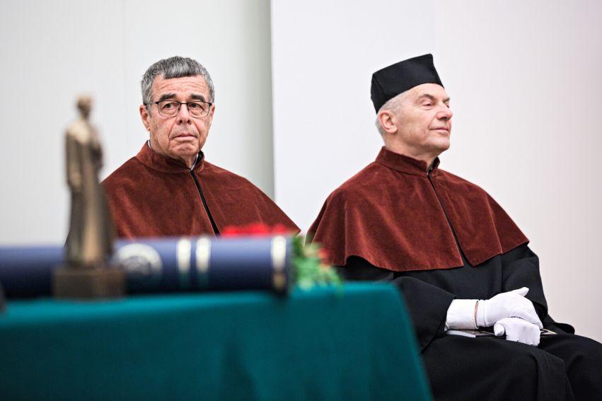 Doktorat honoris causa prof. R. W. Langackera