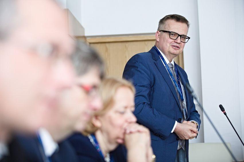 Międzynarodowa Konferencja Naukowa, pt. Samorząd a...