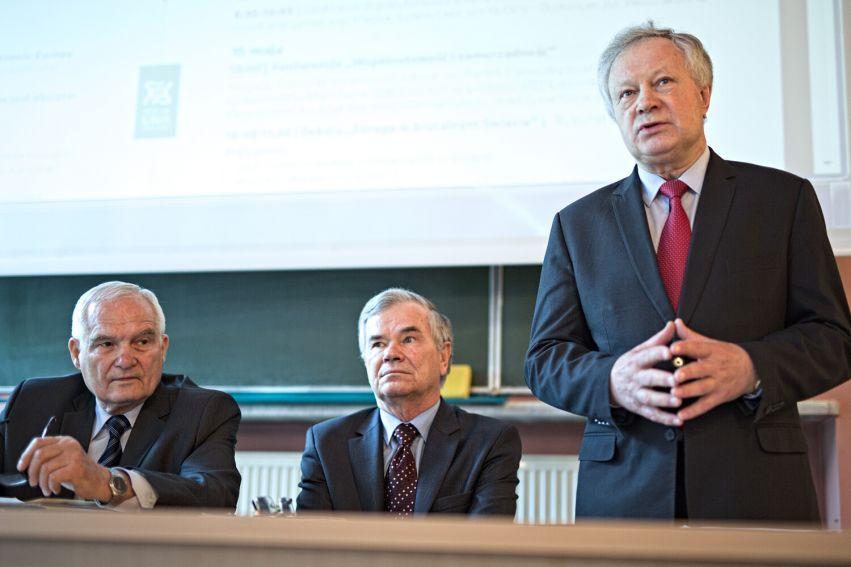 Kongres Dwóch Unii na Wydziale Politologii