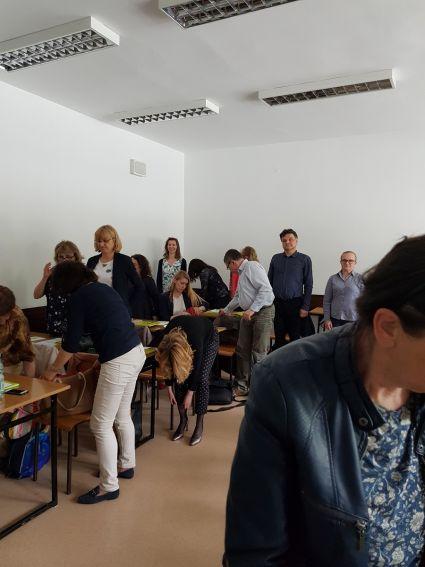Oswoić stres - warsztaty dla lektorów