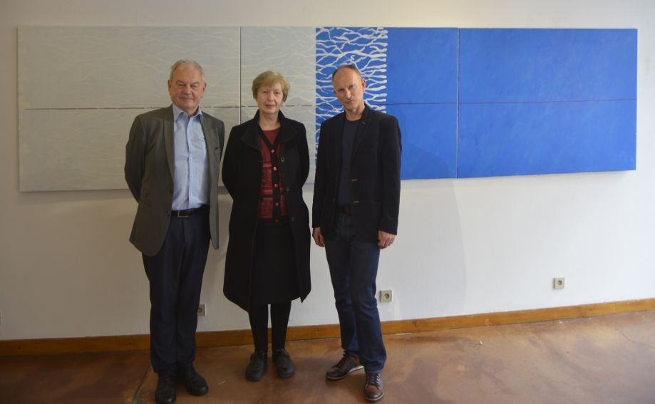 "prof. Krzysztof Bartnik ""Panta Rhei"", Galerie..."