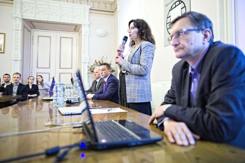 Debata Europejska na Wydziale Politologii UMCS
