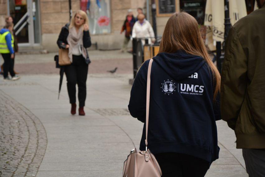 Studenci WE w Toruniu