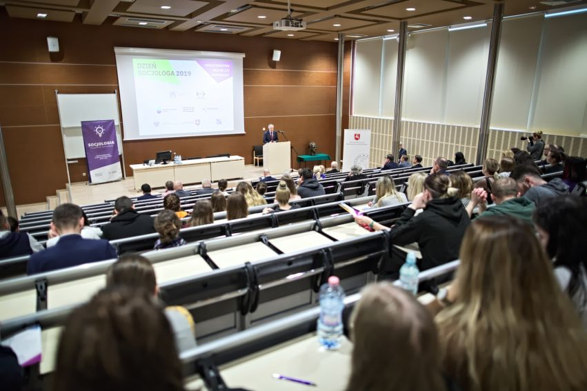 Dzień Socjologa na UMCS - otwarcie
