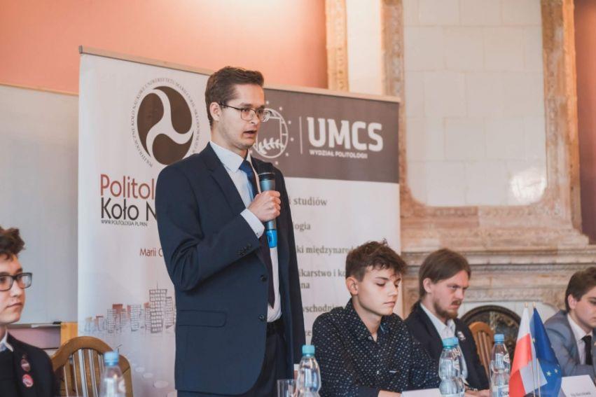 VI Debata Młodych - Eurowybory