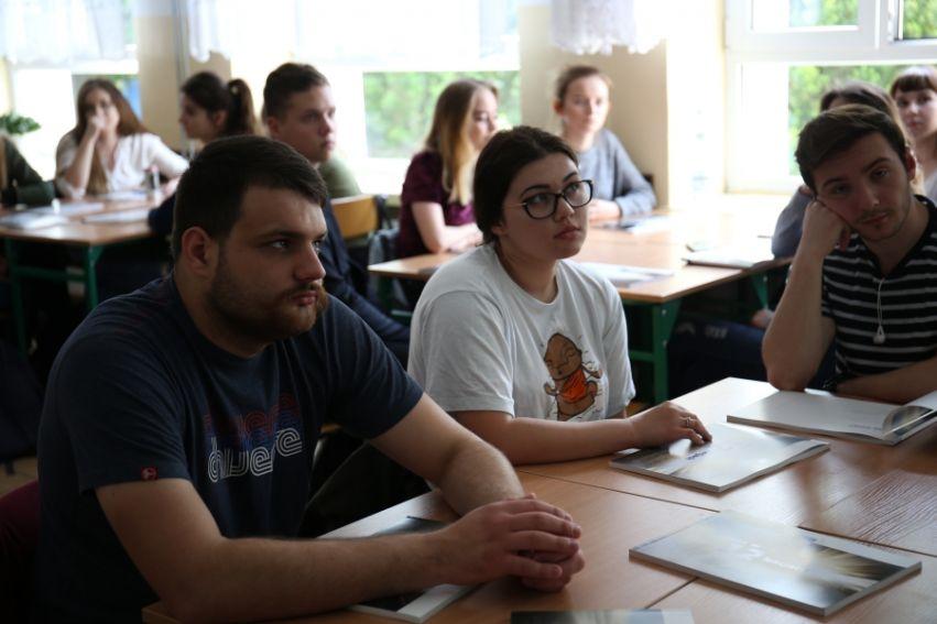 Warsztaty europejskie - fotorelacja z II LO w Zamościu
