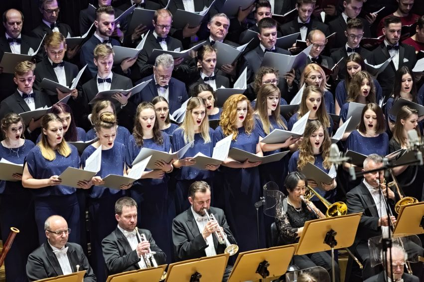 Koncert Jubileuszowy z okazji 70-lecia Chóru...