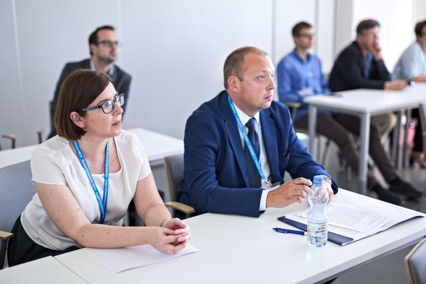 """XVIII Międzynarodowa konferencja """"Rynek Finansowy...."""