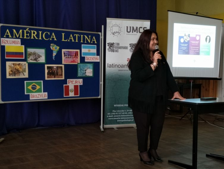 VI Wojewódzki Konkurs Wiedzy o Ameryce Łacińskiej