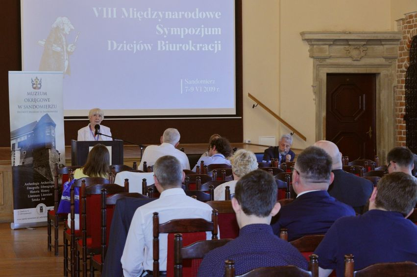 VIII Sympozjum Dziejów Biurokracji