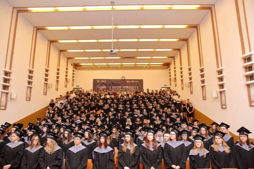 Absolutoria 2019 na Wydziale Humanistycznym