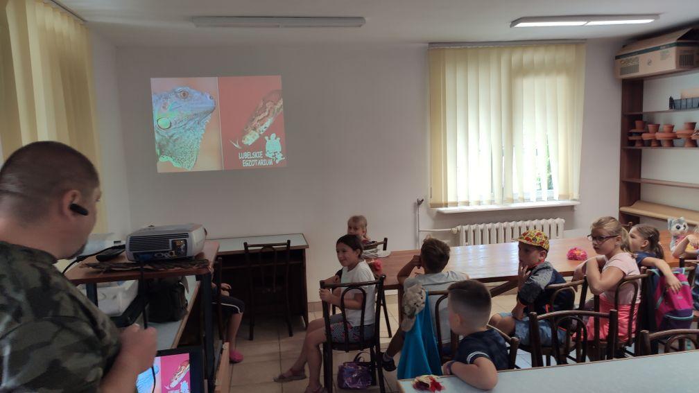 Letnia Akademia Młodego Przyrodnika - fotorelacja z...