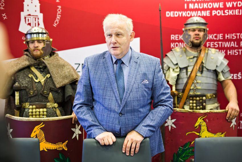 Konferencja prasowa w sprawie XX Powszechnego Zjazdu...