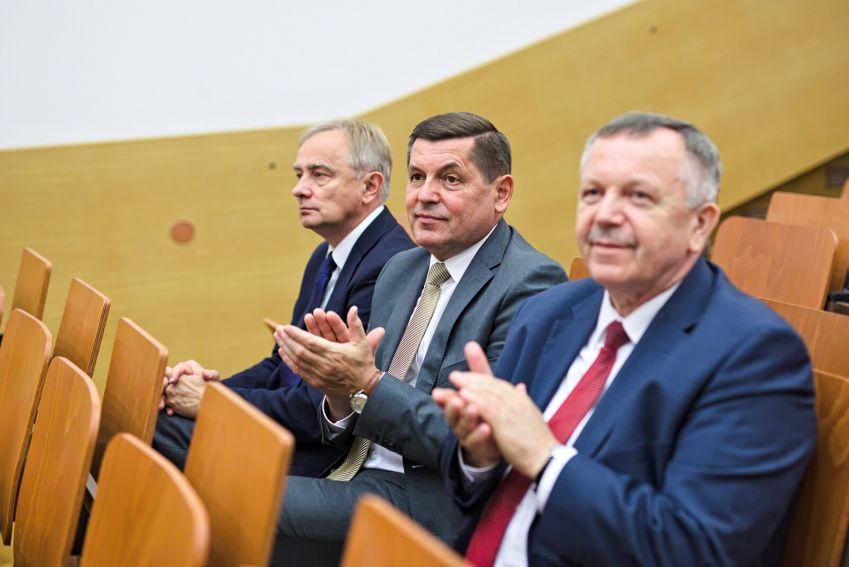 Doktorat honoris causa prof. K. Mikulskiego