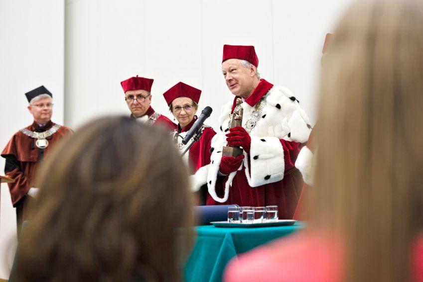 DHC UMCS dla prof. Krzysztofa Mikulskiego