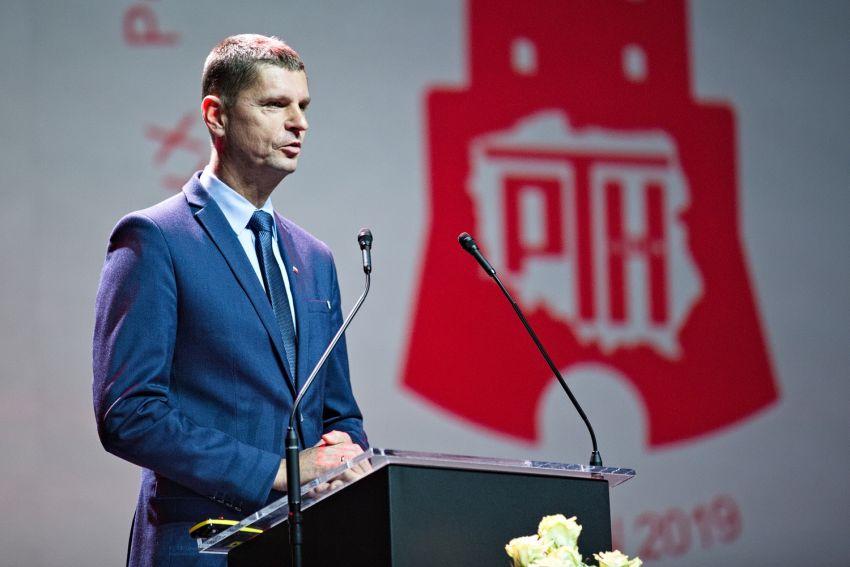 Inauguracja jubileuszowego XX PZHP w Lublinie