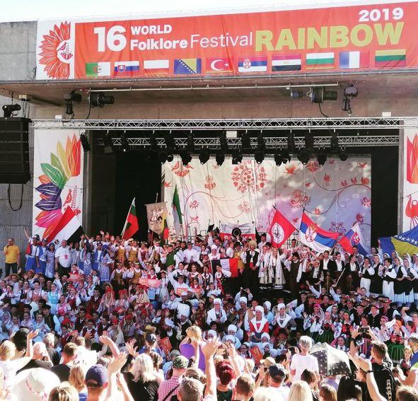 Rainbow Festival 2020 - invitation