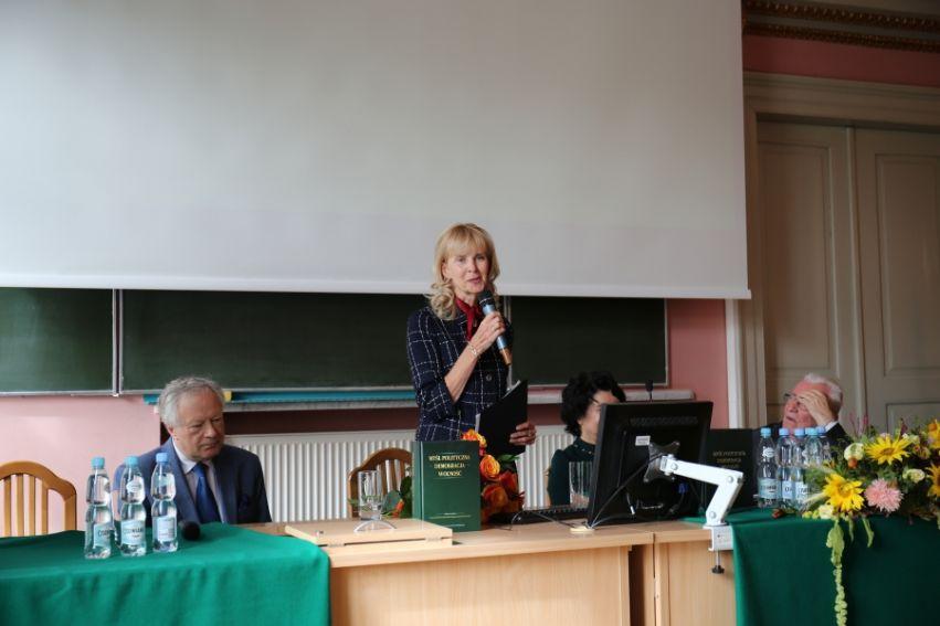 Jubileusz 80. rocznicy urodzin Profesora Jana Jachymka -...