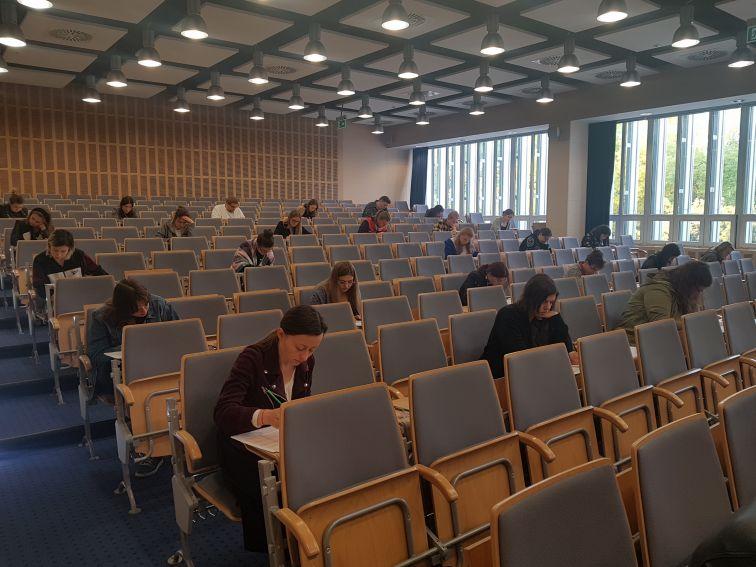 Egzamin TOEIC 25 września 2019