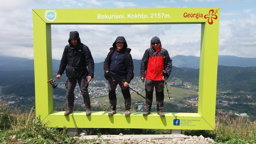 Trekking pracowników Wydziału Politologii UMCS w Gruzji...