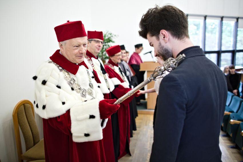 Immatrykulacja doktorantów I roku Szkół Doktorskich