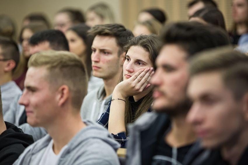 Debata przedwyborcza na Wydziale Ekonomicznym