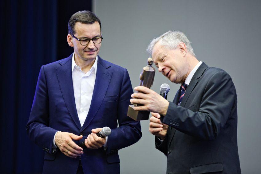 Wizyta Premiera Mateusza Morawieckiego na UMCS-ie