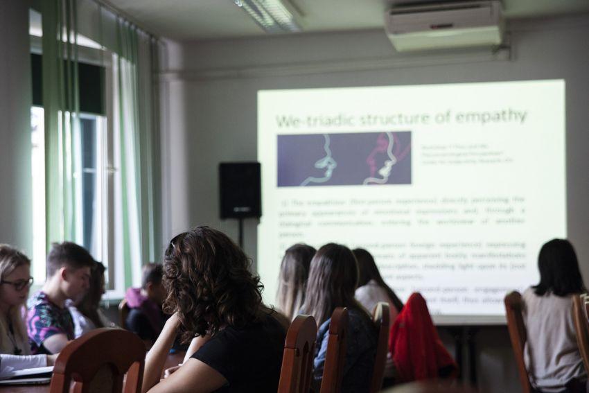 Spotkanie z prof. Leonor Irarrazaval (Heidelberg University)
