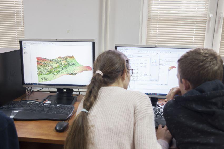 Relacja fotograficzna z GIS Day 2019