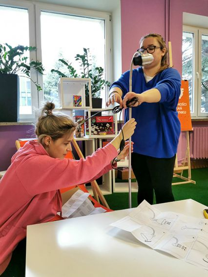 PROJEKTOR - wolontariat studencki - na WFiS