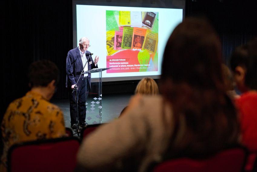 """Konferencja: """"Ludowość w sztuce, muzyce, literaturze i..."""