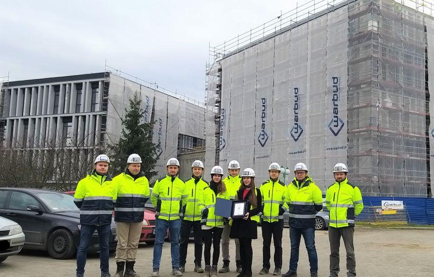 Budowa budynków UMCS nagrodzona w konkursie