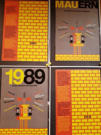 30 Jahre Mauerfall - Erinnerungstag