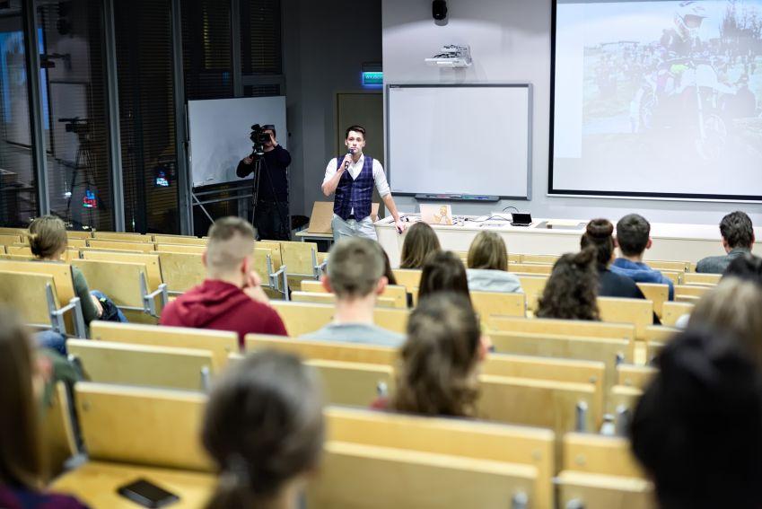 Jakub Piątek na UMCS