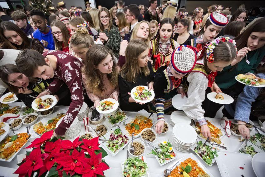 """Christmas Party w studenckiej """"Trójce"""""""