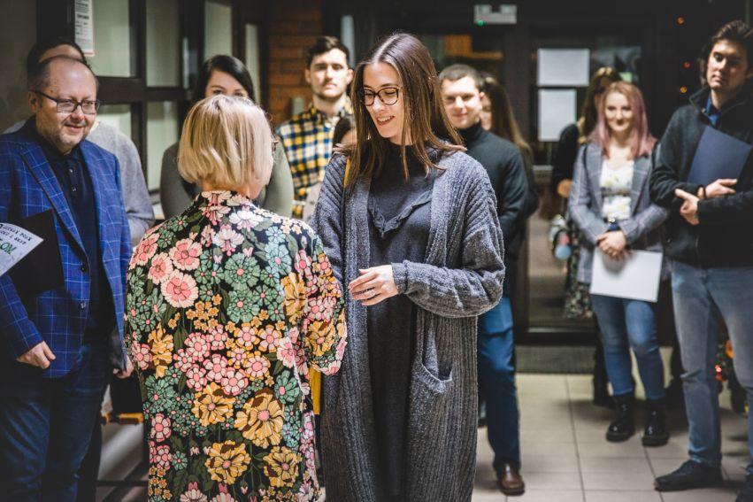 Studenci naszego Wydziału nagrodzeni w konkursie...