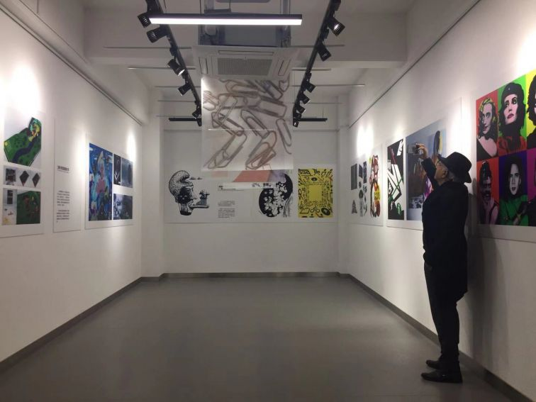 International Art Diploma Exhibition