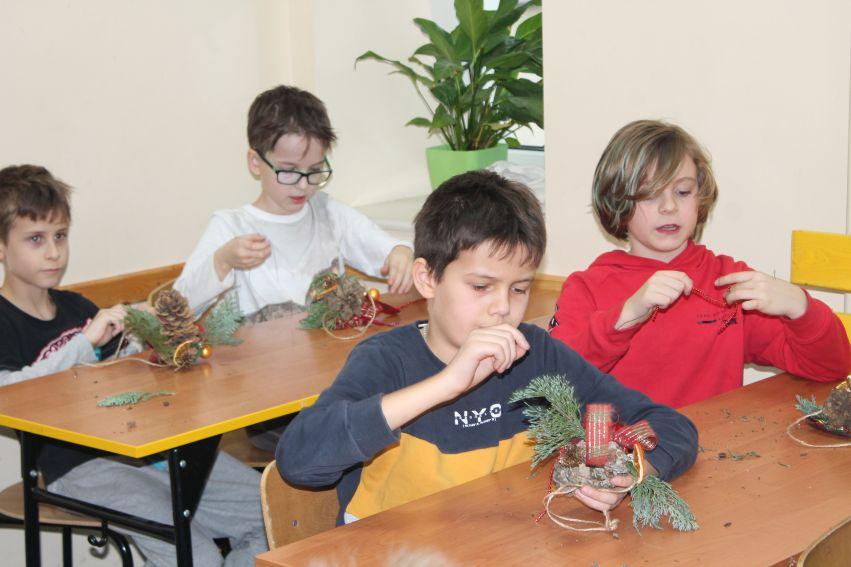Grudniowe warsztaty z Ogrodem Botanicznym