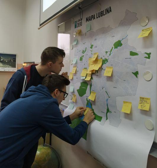 """""""Lublin 3.0"""" - SKNP """"SmartCity"""" w..."""