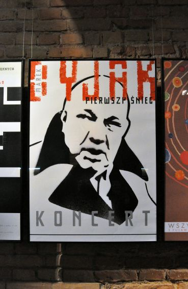 """""""Jarosław Koziara – Plakaty i okładki"""""""
