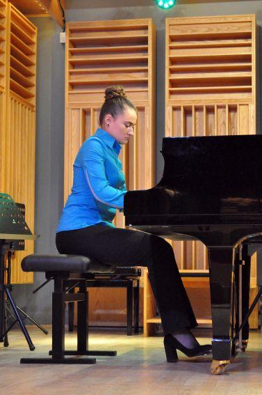 Koncert studentów