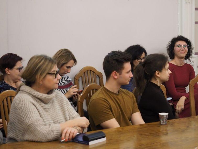 Promocja książek na Wydziale Politologii i Dziennikarstwa...