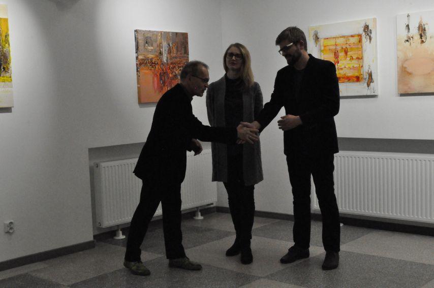 Wystawa Walentego Wróblewskiego i Radosława Skóry