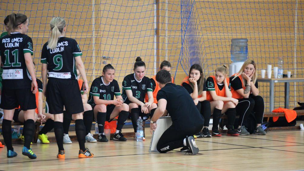 Futsalistki UMCS Lublin ósme w Polsce