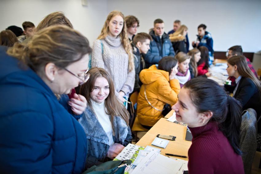 Prezentacja oferty uczelnianej dla maturzystów