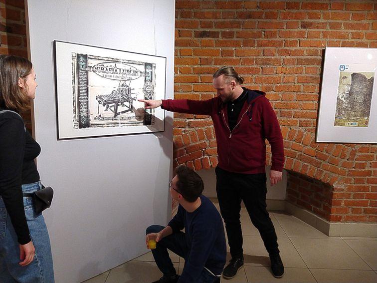 Wystawa KATEDRA w Galerii Stara Prochownia